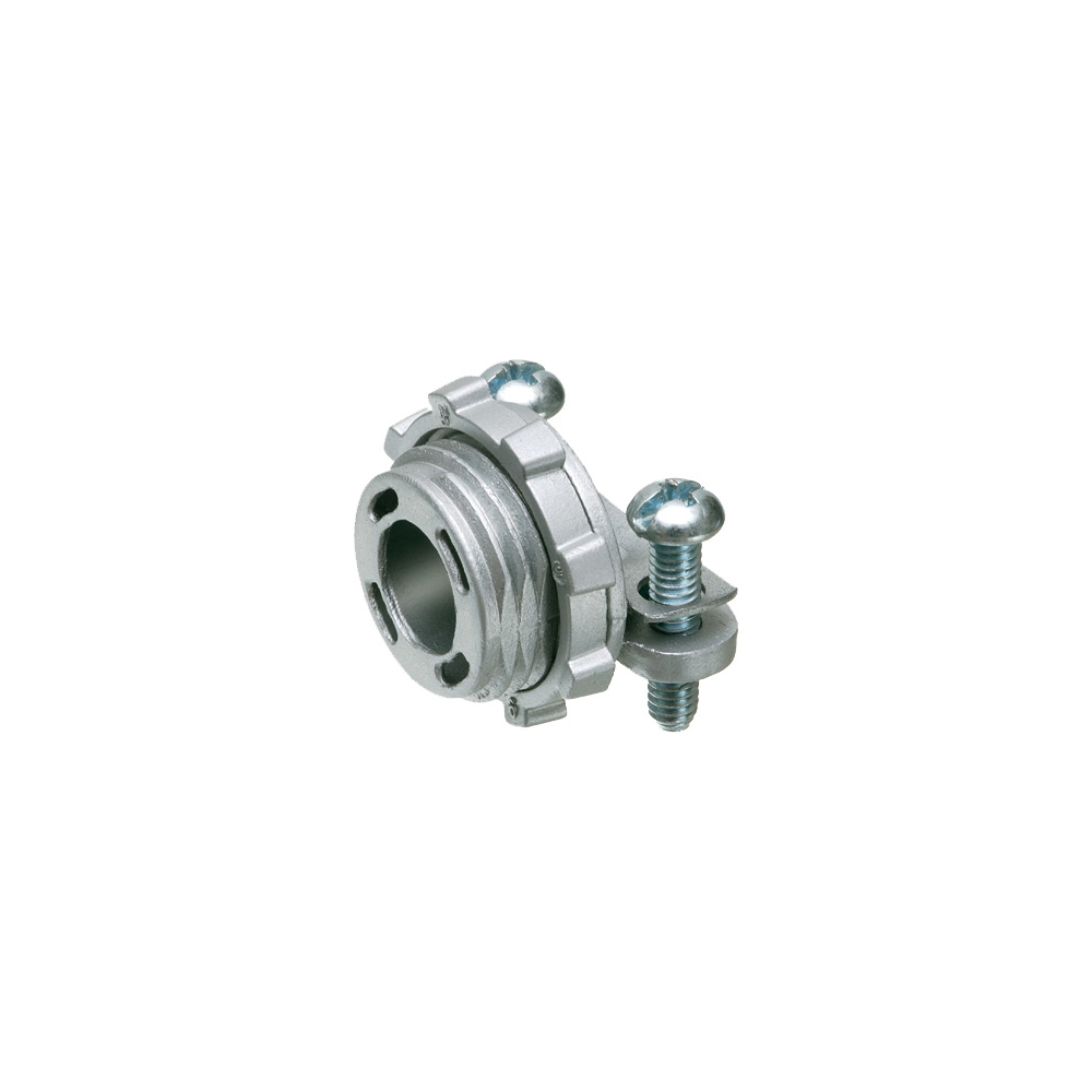 ARL 8400 3/8 MC-BX CONN W/SQR