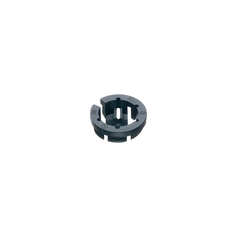 "Arlington NM94 100/Pack 3/8"" Plastic Push In Connector"