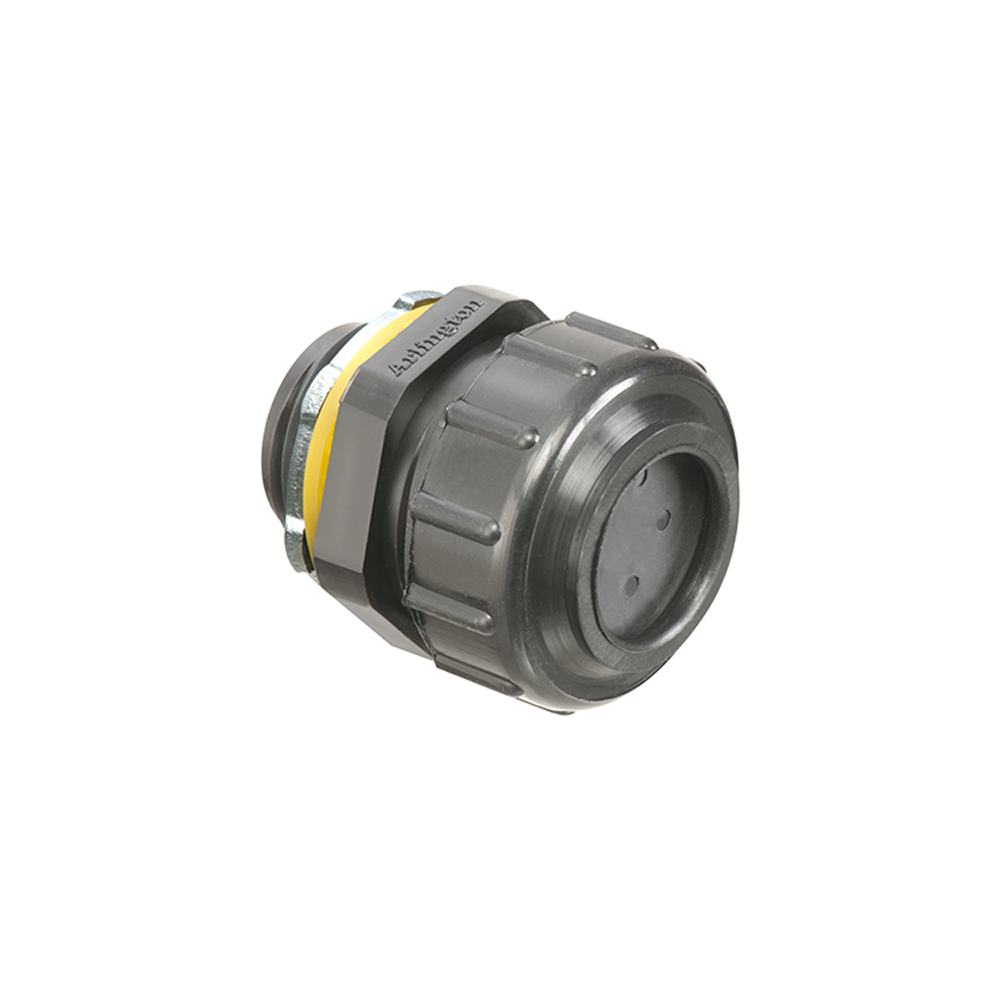 """Arlington NMPV75 3/4"""" .225"""" to 255"""" Photovoltaic Cable Connector, Non-Metallic, use with USE-2 Cable"""