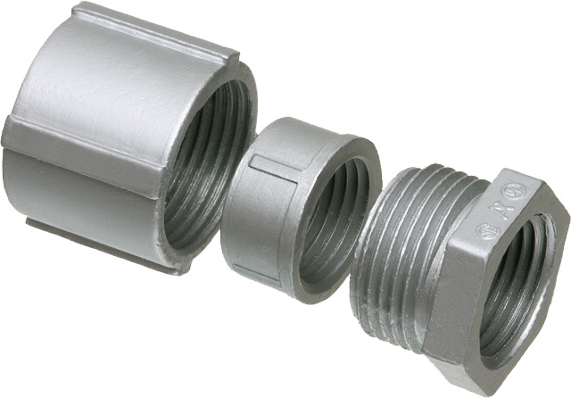 "2"" 3-PIECE COUPLINGS"