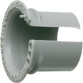 Arlington 4002 Adjustable Throat Liner; 3/4 In