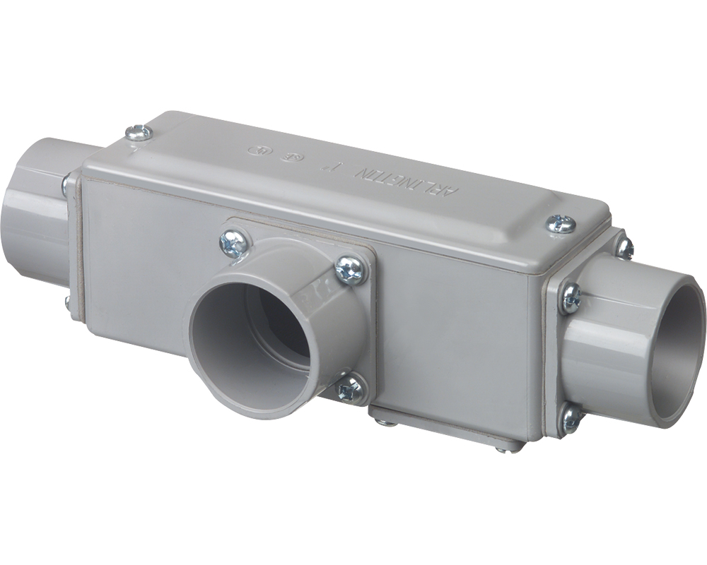Arlington 931NM 3/4 In Non-Metallic PVC Conduit Body