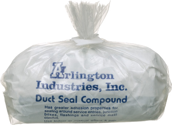 Arlington DSC1 1 LB, Duct Seal Compound