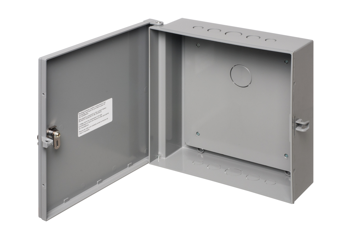 "EQUIPMENT BOX (12""X12"""