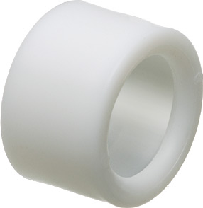 Arlington EMT50 Insulating Conduit Bushing for Electrical Metal Tubing; White