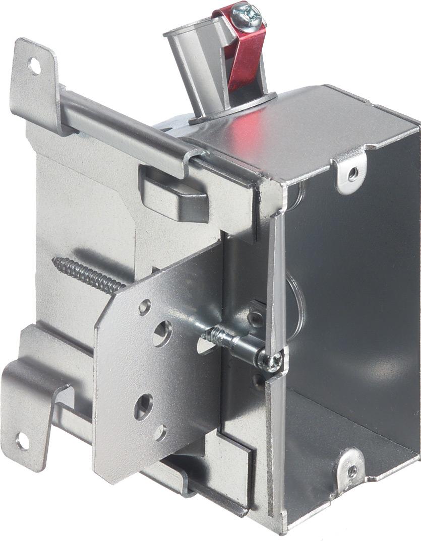 1 G STEEL/BX W/4010AST