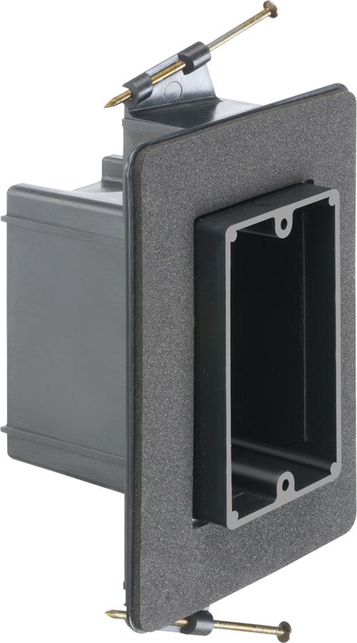 1 GANG NAIL-ON VAPOR BOX