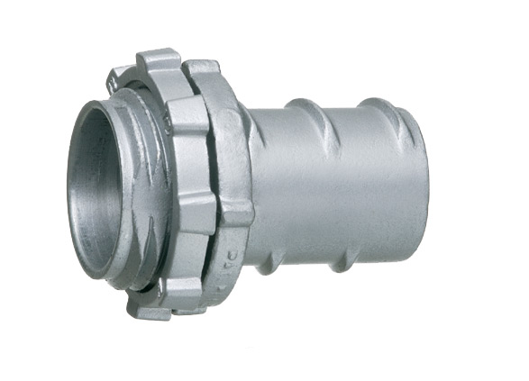 Arlington GF125 1 1/4 In Diecast Screw-In Insulated Flex Connector