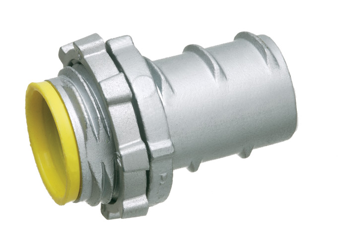 Arlington GF50A 1/2 In Screw-In Connectors with Insulated Throat